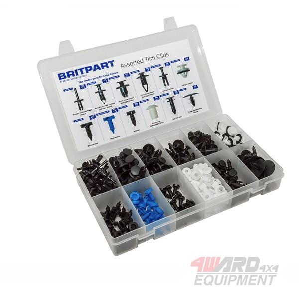 Defender Clip Set Britpart